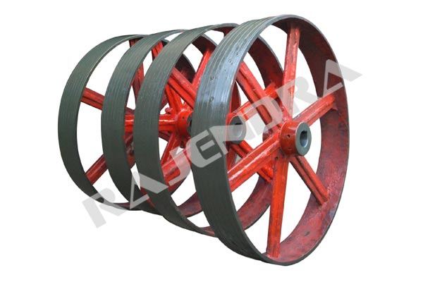 Pulley Gear India