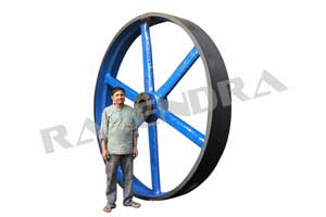 3000 pcd x 12 spc taper lock, Pulley Manufacturer In Hyderabad