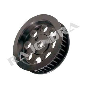 pulley for salt industry