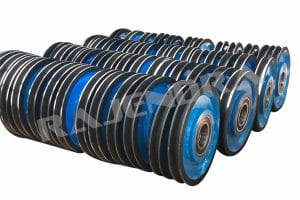 700 dia rope pulley manufacturers